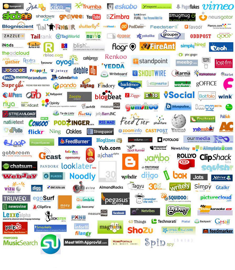 Social Network Logos
